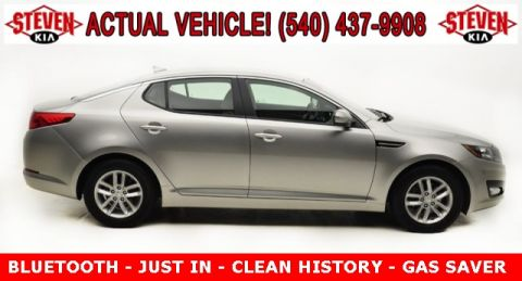 Pre-Owned 2012 Kia Optima LX FWD 4D Sedan