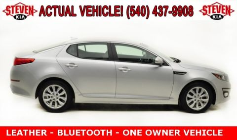 Pre-Owned 2014 Kia Optima EX FWD 4D Sedan