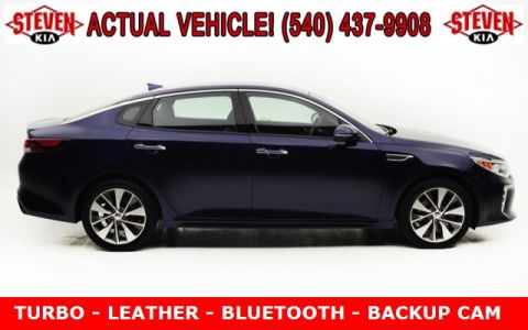 Certified Pre-Owned 2016 Kia Optima SX FWD 4D Sedan
