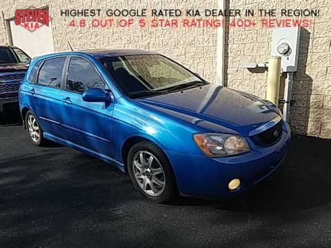 Pre-Owned 2005 Kia Spectra5 Base FWD 4D Hatchback