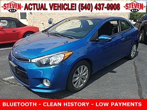 Pre-Owned 2014 Kia Forte Koup EX FWD 2D Coupe