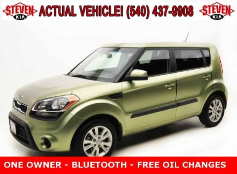 Pre-Owned 2012 Kia Soul  FWD 4D Hatchback