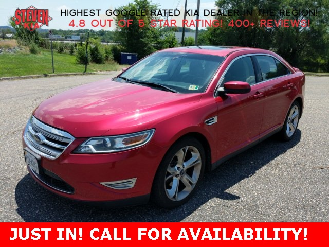 Pre-Owned 2010 Ford Taurus SHO