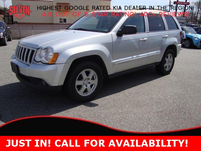 Pre-Owned 2010 Jeep Grand Cherokee Laredo