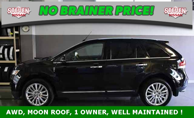 Pre-Owned 2014 Lincoln MKX AWD