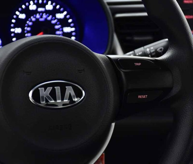 2019 Kia Rio: New 2019 Kia Rio LX 4D Sedan In Harrisonburg #K7256