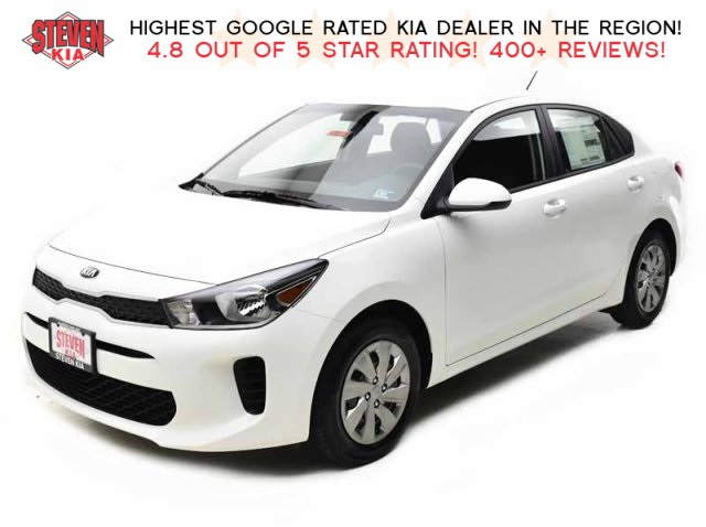 Kia Rio Lx >> New 2019 Kia Rio Lx 4d Sedan In Harrisonburg K7232 Steven Kia