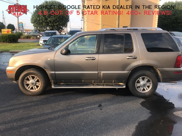 Pre-Owned 2003 Mercury Mountaineer Base