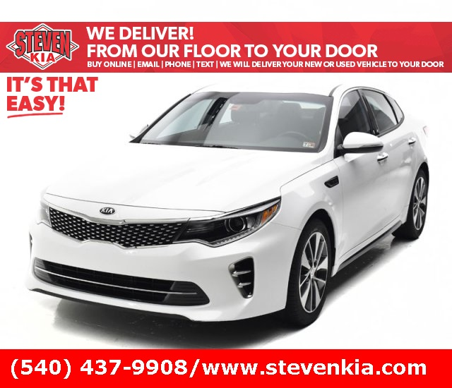 Certified Pre-Owned 2016 Kia Optima SX