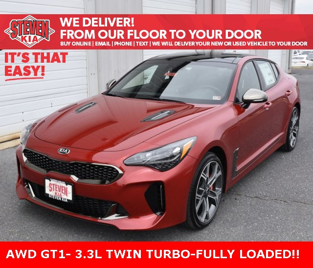 New 2020 Kia Stinger GT1