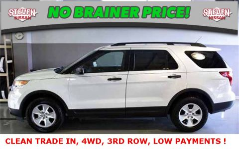 Pre-Owned 2011 Ford Explorer AWD