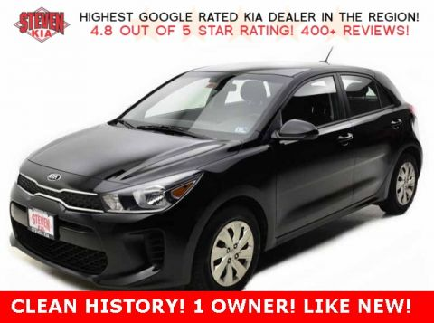 Pre-Owned 2018 Kia Rio S FWD 4D Hatchback