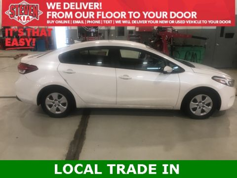 Pre-Owned 2017 Kia Forte LX FWD 4D Sedan