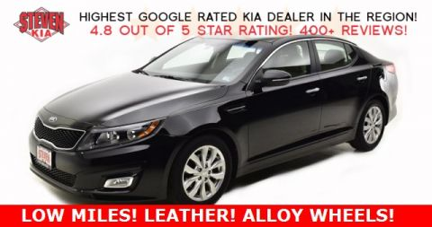 Pre-Owned 2015 Kia Optima EX FWD 4D Sedan