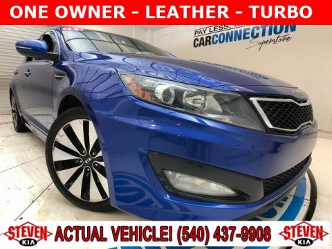 Pre-Owned 2013 Kia Optima SX FWD 4D Sedan