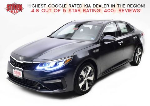 New 2020 Kia Optima S