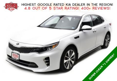 Pre-Owned 2016 Kia Optima SX With Navigation