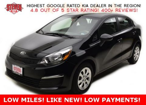 Pre-Owned 2017 Kia Rio LX FWD 4D Sedan