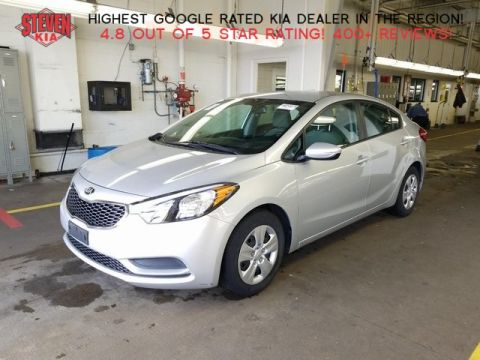 Pre-Owned 2015 Kia Forte LX FWD 4D Sedan