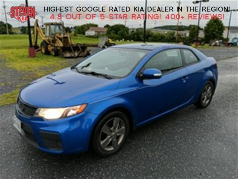 Pre-Owned 2010 Kia Forte Koup EX FWD 2D Coupe