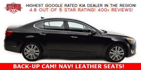 Pre-Owned 2016 Kia Cadenza FWD 4D Sedan