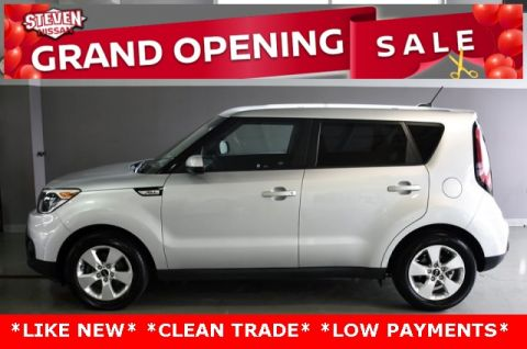 Pre-Owned 2017 Kia Soul Base FWD 4D Hatchback