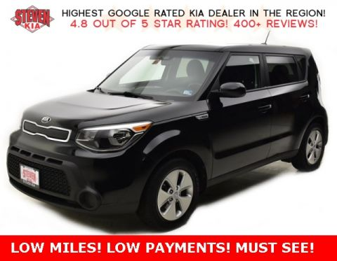Pre-Owned 2016 Kia Soul Base FWD 4D Hatchback