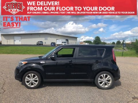 Pre-Owned 2014 Kia Soul Plus FWD 4D Hatchback