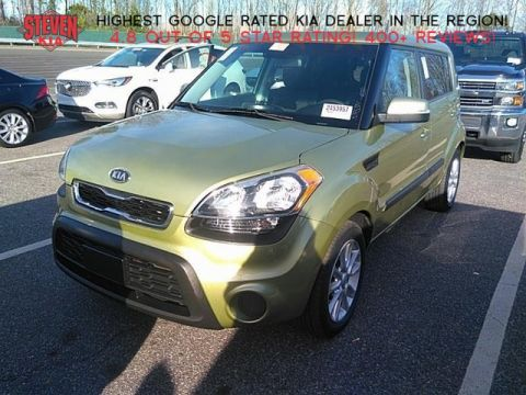 Pre-Owned 2012 Kia Soul Plus FWD 4D Hatchback