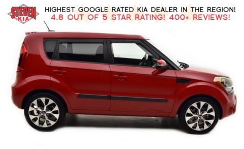 Pre-Owned 2012 Kia Soul Exclaim FWD 4D Hatchback
