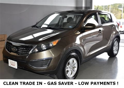 Pre-Owned 2011 Kia Sportage - FWD 4D Sport Utility
